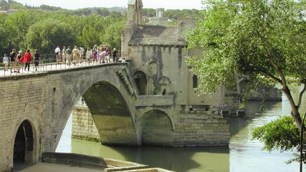 Pont d 39 avignon saint b nezet site officiel de l 39 office for Ouverture castorama avignon