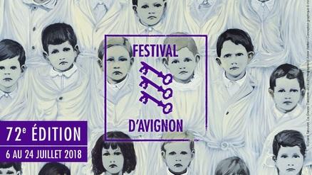 festival avignon juillet 2018