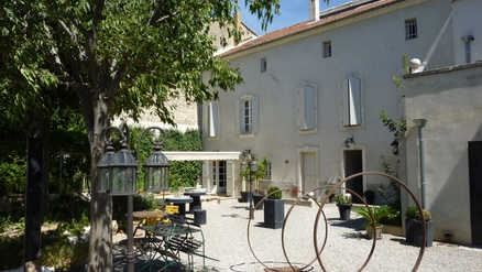 H tel la suite site officiel de l 39 office de tourisme de - Office de tourisme villeneuve les avignon ...