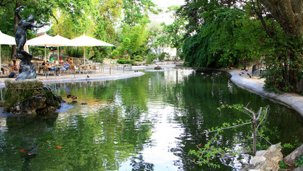 Le jardin des doms site officiel de l 39 office de tourisme for Ouverture castorama avignon