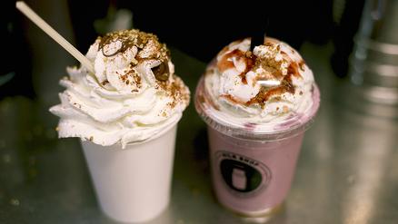 milkshake fait maison